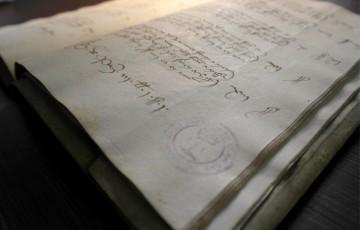 L'arxiu històric de Santa Maria del Pi torna a obrir les seves portes