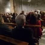 """Crònica de la presentació del """"Llibre d'amic i amat"""" a Sant Pau del Camp"""
