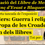 """Presentació """"Llibre de meravelles"""" i """"Romanç d'Evast e Blaquerna"""""""