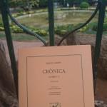 Segon volum de la 'Crònica', de Miquel Parets